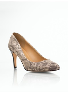 Nori Socialite Jacquard High-Heel Pumps
