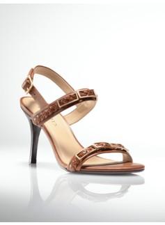 Reece Chain-Link Sandals