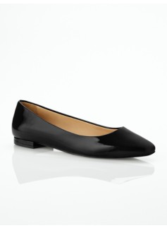 Rumi Patent Leather Flats
