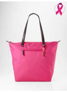 Breast Cancer Awareness Packable Tote
