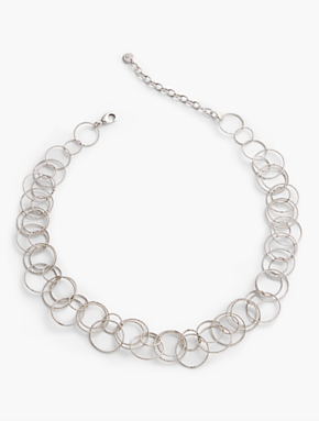 Delicate Multi-Link Necklace
