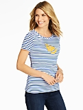 Lemon-Slice Stripe Tee