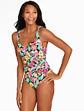 Sanibel Miraclesuit�-Block Party Floral