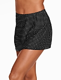 Miraclesuit� Skirted Bottom - Pin Dots