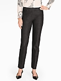 Talbots Hampshire Ankle Pant - Refined Denim