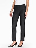 Talbots Hampshire Ankle Pant - Curvy