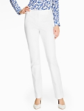 Talbots Newport Pant - Double Weave