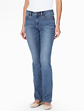 The Flawless Five-Pocket Bootcut Jean - Curvy/Mainsail Wash