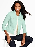 The Classic Denim Jacket - Colored Denim