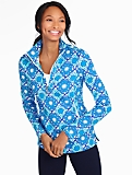 Foulard Half Zip Yoga Jacket