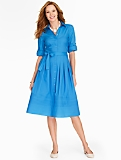 The Classic Shirtdress