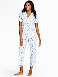 Flower Print Sleep Set