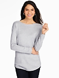 Bateau Tunic Sweater-Sparkle