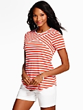 Tropic Stripes Tee