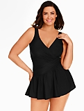 Womans Aurora Swim Dress
