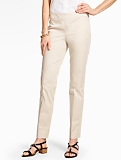 Talbots Chatham Ankle Pant - Refined Sateen