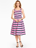 Bold Stripes Sundress