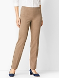 Refined Bi-Stretch Side-Zip Slim Leg
