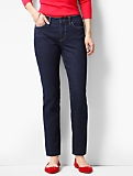 The Flawless Five-Pocket Slim Ankle-Curvy/Quay Wash