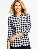 The Classic Casual Shirt - Buffalo Checks