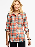 The Classic Tartan Plaid Shirt