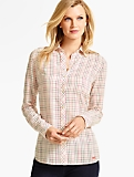 The Classic Casual Shirt - Autumn Tattersall Plaid