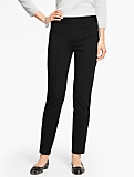 Italian Luxe Knit Ankle Pant