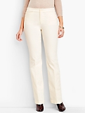 Ivory Cord Sailor Pant