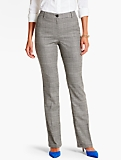 Talbots Raleigh Pant-Campbell Glen Plaid
