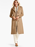 Luxe Camel Hair Coat