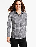 The Perfect Long-Sleeve Shirt - Sparkle Checks