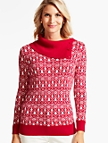 Holiday Mariner Turtleneck Sweater