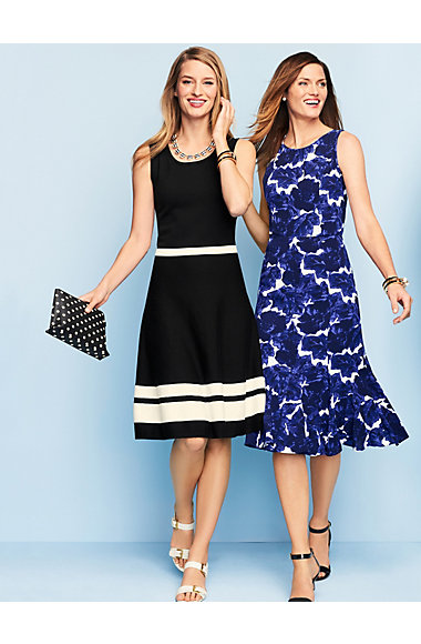 TABLOTS FIGURE FLATTERING SUMMER AND WORK DRESSES UP TO 70% OFF