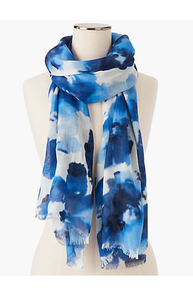 TABLOTS SILK AND MODAL SCARF SALE UNDER $25