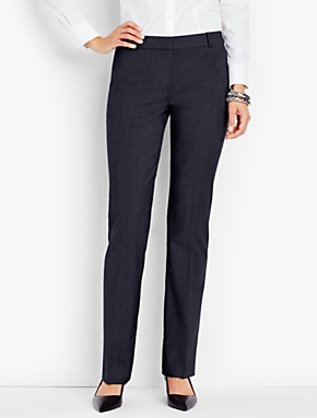 Seasonless Wool Tailored Trousers