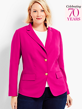 Exclusive Anniversary Collection Classic Blazer