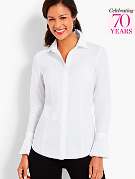 Exclusive Anniversary Collection White Shirt
