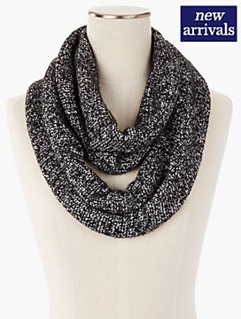 Boucle Infinity Scarf