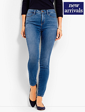 Denim Jegging - Cove Wash