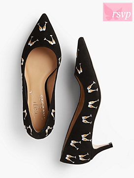 Erica Kitten Heel Pumps-Cheers