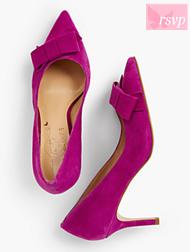 Erica Bow Pumps