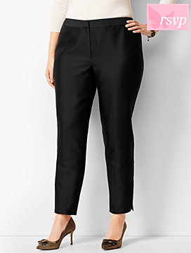Tailored Talbots Hampshire Ankle Pants