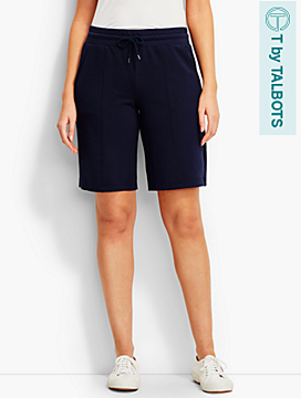 Mid-Length Essential Terry Short