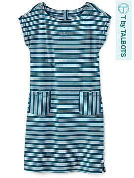 Triple-Stripes Dress