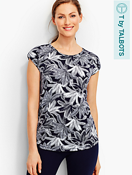 Varied Ferns Tee