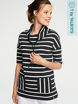 Fleet Stripes Pullover