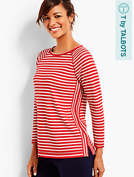Upland Stripes Top