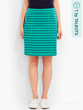 "19"" Triple-Stripes Skort"