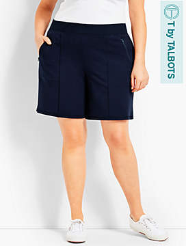 Essential Longer Length Terry Short
