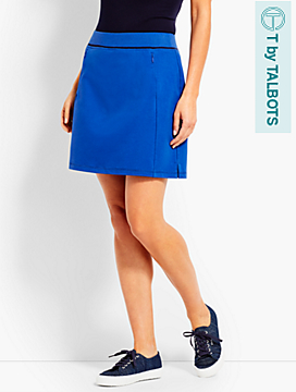 Everyday Skort - Contrast Detail